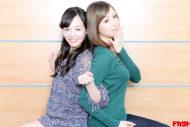 米村美咲×丸高愛実 「エイベックス・ニュースター・シネマコレクション」で映画初主演!!