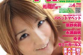 2011年4月号(vol.103) 3月16日発売