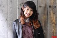 """日南響子 """"アキシブ系""""モデル出身女優が主演映画の艶技で誓ったこと!!"""