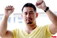 """高木三四郎 プロレス界屈指のアイディアマンで仕掛人""""大社長""""が見据える先と頭の中を探ってみた"""