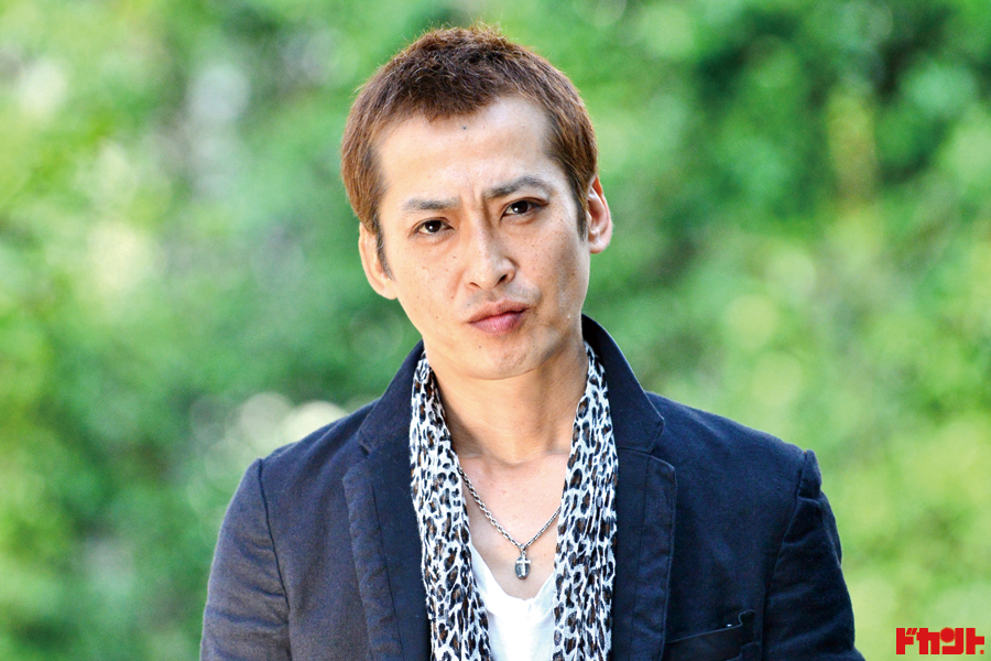 大沢樹生 元「光GENJI」リーダーが満を持して世に送り出す初監督作