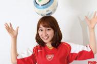 笹木香利 本気すぎるサッカー好き女子