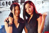 尾崎礼香&Kagami G☆Girlsにミスフラ2014が!