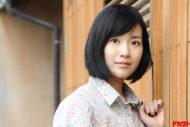 土村 芳 新進女優が「愛の渦」監督舞台に