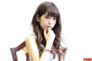 """坂口杏里 """"成り上がり""""キャバ嬢映画に主演!"""