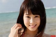 犬童美乃梨「黒BUTA GIRL2014』GP受賞の正統派アイドルみのりん迫力の癒し系Gカップバスト再び…
