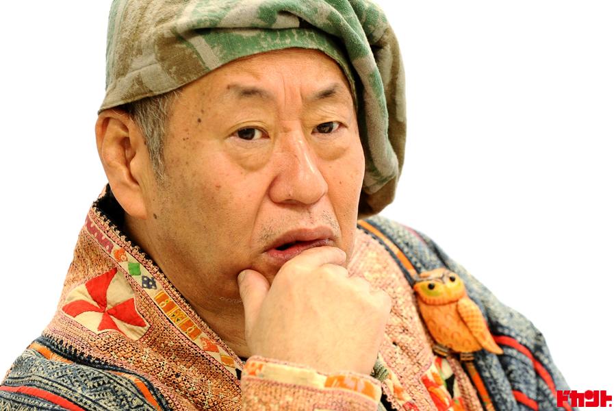 """泉谷しげる 日本が誇るシンガーソングライターにして役者 破天荒な""""吠える漢""""が愛情あふれる喝トークを"""