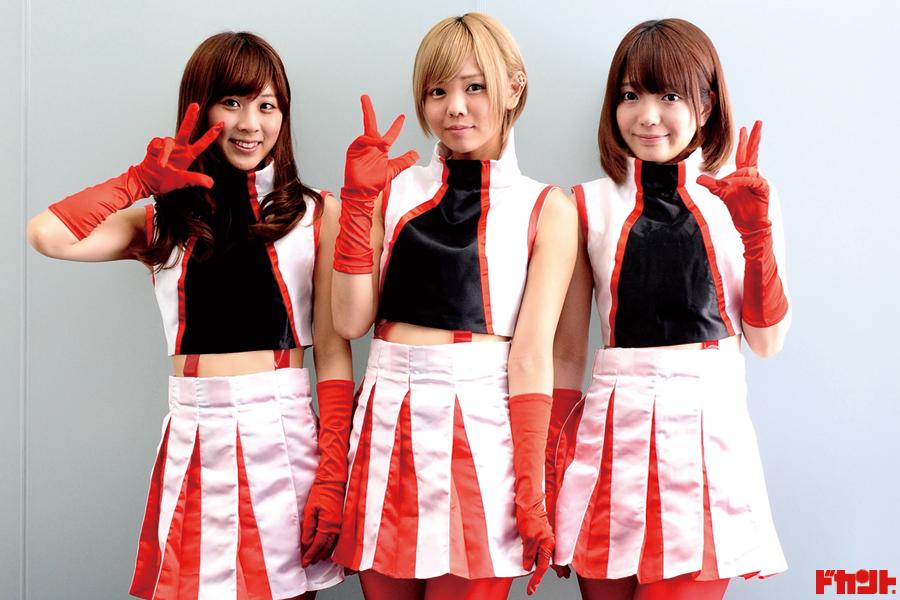まなみのりさ 3年4ヶ月ぶりのニューシングル引っさげ新宿ReNYでのワンマンライブに臨む3人組