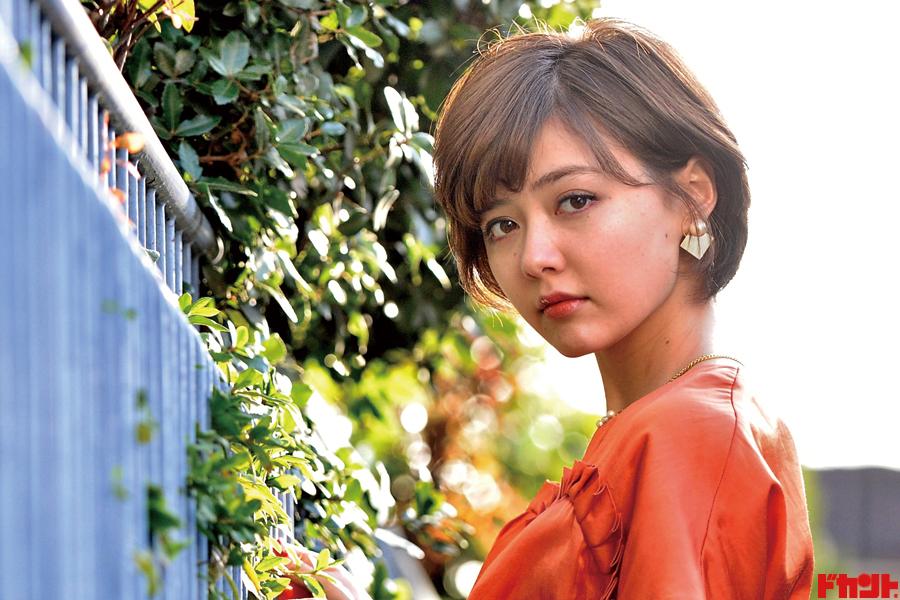 遠藤新菜 雑誌「non-no」モデルでもある新進女優が小池真理子による半自伝的恋愛小説の実写化に