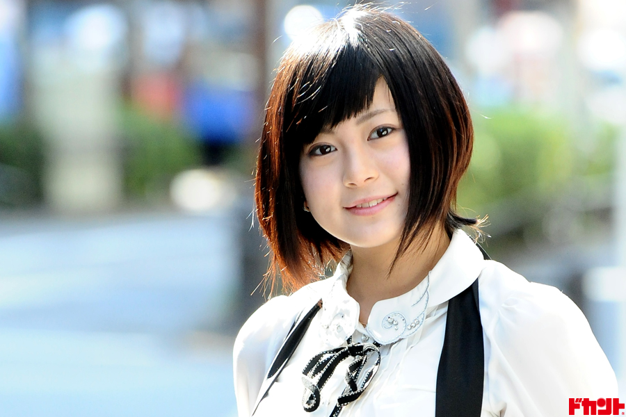 RaMu 18歳Gカップ美少女がDVDデビュー