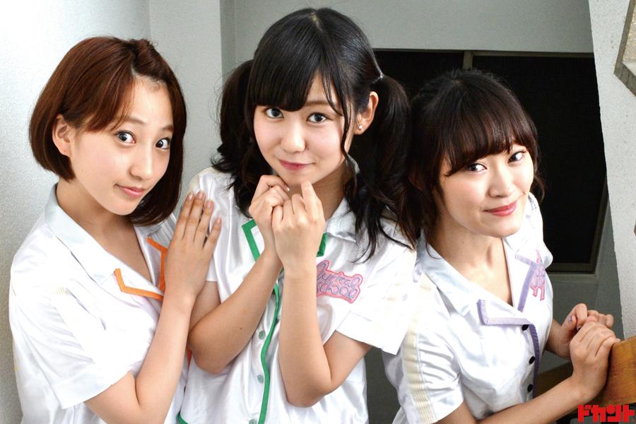 "minan・hime・risano(リリカルスクール) 新体制""リリスク""が夏曲リリース"