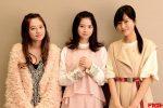 桜田ひより×伊藤萌々香×恒松祐里 『咲-Saki-』実写化第2弾の映画に出演