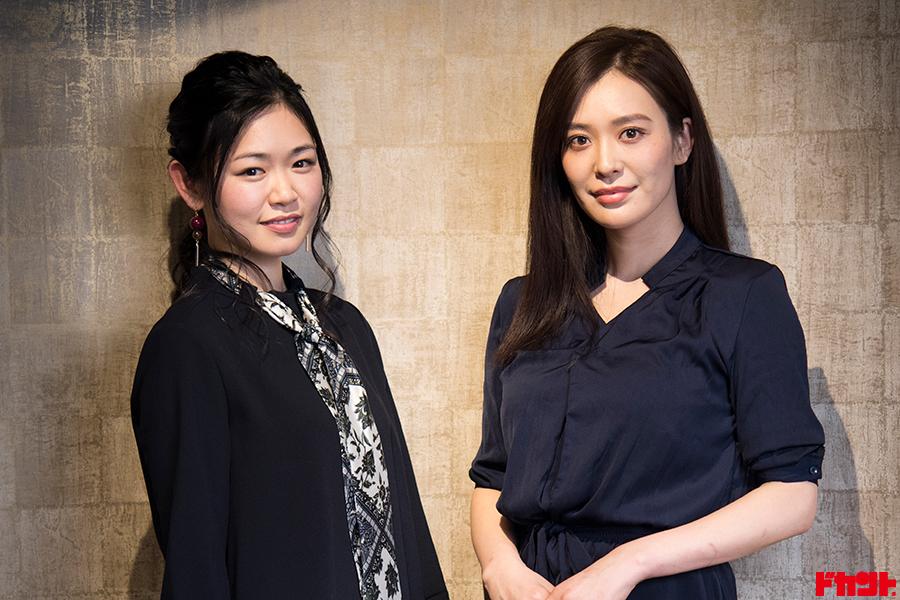 ドカント18年5月号先出し情報 188号 vol.1 平塚千瑛&西川可奈子