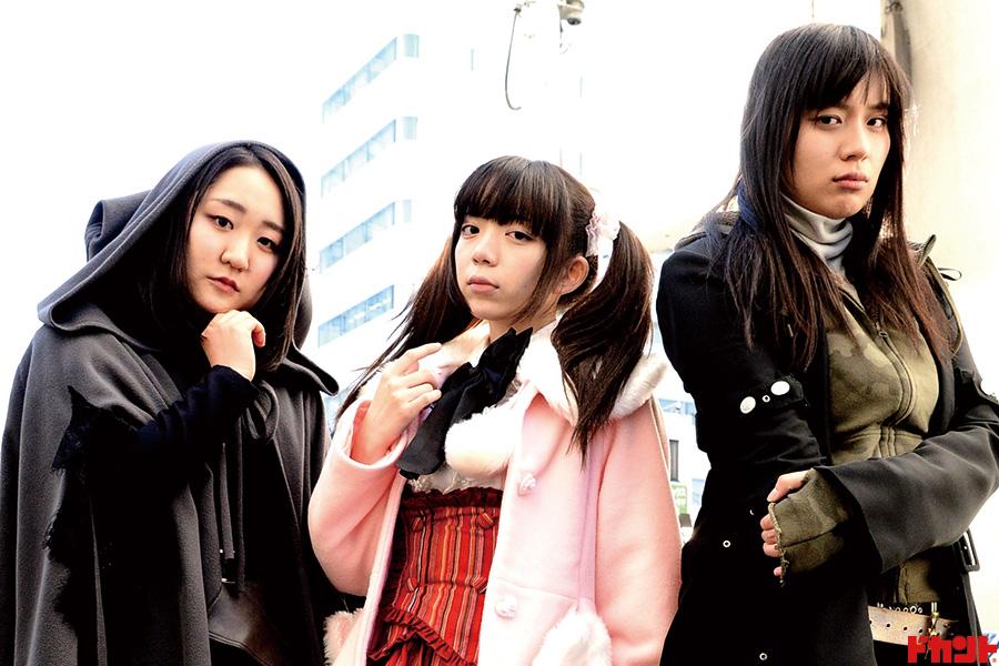 ノーメイクス 『キネマ純情』に続く主演映画が公開