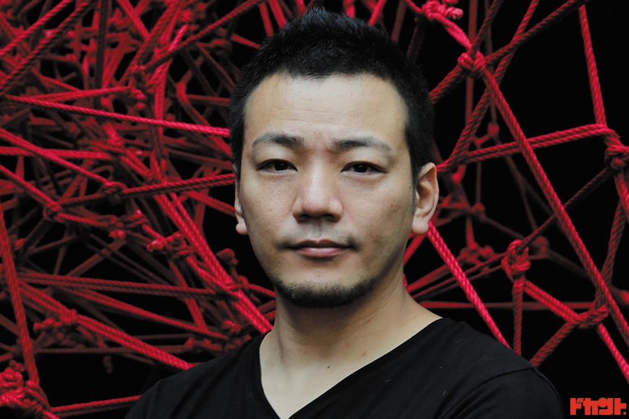 Hajime Kinoko 「縄はコミュニケーション」と世界でアート活動も行う緊縛師