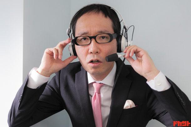 """清野茂樹 広島のFM局出身!プロレスの人気実況アナが""""イズム""""受け継ぎ実況道を往く"""