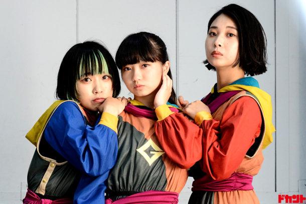 """GANG PARADE """"歌舞伎町ミュージカル""""に主演!!"""