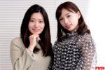 後藤郁&鶴巻星奈 グラドルが主人公の朗読劇にW主演