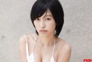 咲村良子 高身長&柔軟性の極上ボディで魅了…