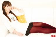 秋山莉奈 最新DVD&映画「仮面ライダー電王&キバ」出演で直撃!!