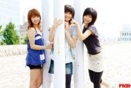 """コスメテックロボット 平均年齢16歳の3人組ユニット""""コスロボ""""見参!!"""