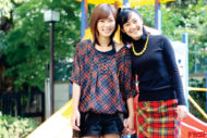 松山メアリ&浅野かや正統派美少女アイドル女優2人がSFアクション作品でダブル主演!!
