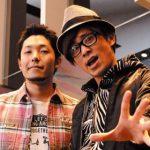 オリエンタルラジオ 本格的な演技は初の2人が青森・弘前そば屋四代記で映画W主演!!